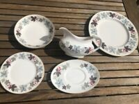 Discontinued Camelot Royal Doulton China Large Dinner Service
