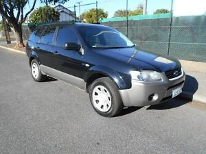 2005 Ford Territory SX TX Black 4 Speed Sports Automatic Wagon Somerton Park Holdfast Bay Preview