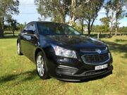 2015 Holden Cruze JH MY14 Equipe Black 6 Speed Automatic Sedan Tuggerah Wyong Area Preview