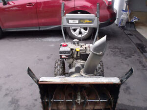FOR SALE Yard Works Snowblower