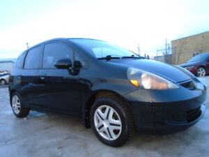 2007 Honda Fit EX SPORT-WINTER/SUMMER TIRES-1.5L 4 CYL--5 SPEED