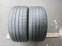 2 pneus 235/35/19 Michelin Pilot Sport PS2 N2