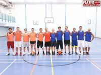 Basketball in London, social games, guys and girls of all abilities wanted