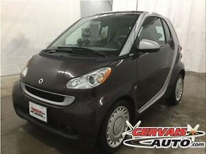smart fortwo HighStyle Cuir Toit Panoramique A/C 2010