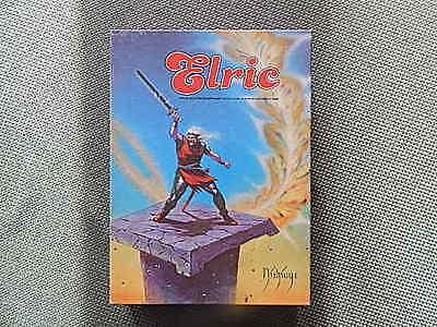 Vintage Elric Fantasy Board Game - Avalon Hill - #850 - Complete
