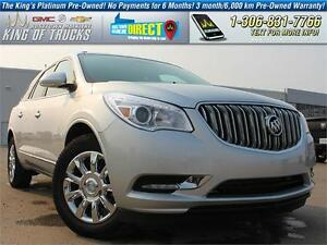 2015 Buick Enclave Leather One Owner | AWD | PST Paid