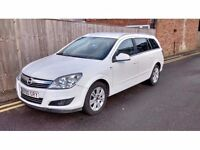 Vauxhall Astra 1.7 CDTI ECOFLEX ESTATE LHD LEFT HAND DRIVE 2009 SPANISH REGISTERED