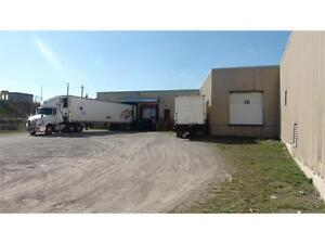 SPACE FOR LEASE-- LIGHT INDUSTRIAL & WAREHOUSE