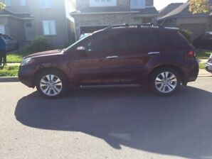 2009 Acura RDX with Technology Package