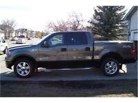 2008 FORD F-150 XLT SUPERCREW 60TH ANNIVERSARY 53 KMS $26,900.