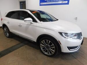 2016 Lincoln MKX Reserve LEATHER NAVI