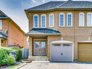 BEAUTIFUL  3+1 Bedroom Semi-Detached  for Sale !