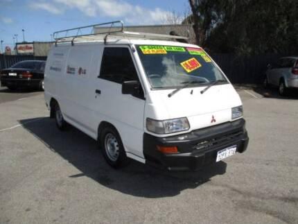 AIR CON 2007 Mitsubishi Express Van/Minivan (1CPX574-A4534) Mandurah Mandurah Area Preview