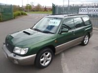 Subaru forester TURBO 51 plate cheap good engine 1 owner from new