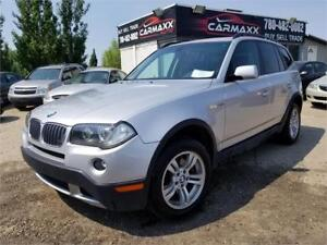 2008 BMW X3 3.0i AWD / NO ACCIDENTS