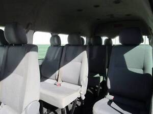 2005 TOYOTA HIACE COMMUTER 12 SEAT BUS DIESEL  with books Low Kms Currumbin Waters Gold Coast South Preview