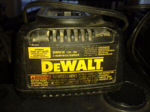 Dewalt 18V Battery Charger