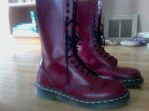 Size 9 Dr. Marten Boots-excellent condition!
