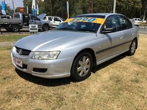 2005 Holden Commodore VZ Executive Silver 4 Speed Automatic Sedan Clontarf Redcliffe Area Preview