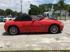 2005 BMW Z4 ONLY 97, 305 MILLES!