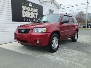 2007 Ford Escape SUV LIMITED 4WD 3.0 L