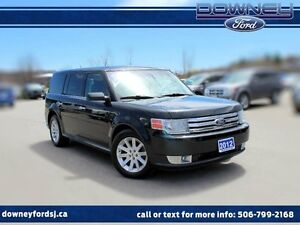 2012 Ford Flex SEL AWD HETAED SEATS POWER SEAT SAVE HUGE!