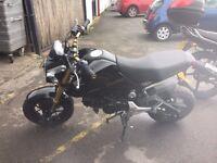 Honda msx 125cc Grom