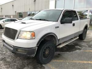 2005 Ford F-150 FX4 *4x4, CRUISE CONTROL, AIR CLIMATISE*