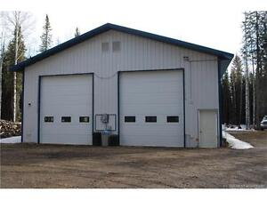 Shouse on 2.45 Acres in Clearwater County for sale