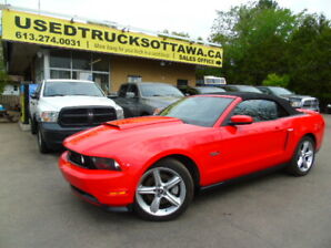 2012 Ford Mustang GT 5.0 V8 Convertible Certified Etested