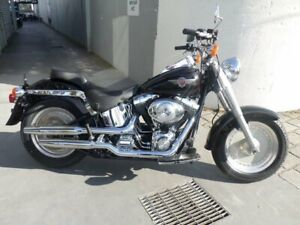 2001 Harley-Davidson FAT BOY 88 (FLSTF) Road Bike 1449cc Dandenong Greater Dandenong Preview