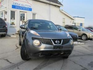 2011 Nissan JUKE SV Unique Trendy Maintained  CVT AWD Turbo