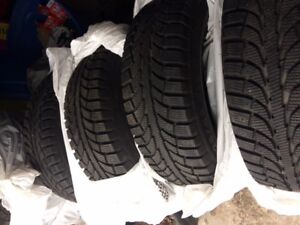 brand new 225-65-16 winter tires