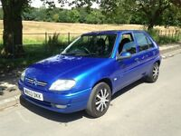 2003 CITROEN SAXO 1.1 - LONG M.O.T - 5 DOOR - IDEAL FIRST CAR
