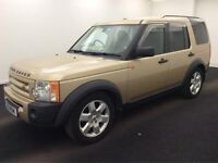 2005 LAND ROVER DISCOVERY AUTOMATIC 2.7 TDV6 HSE DIESEL 4x4,7 SEATS,1 Owner-FULL SERVICE HISTORY