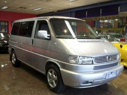 2004 Volkswagen Caravelle V6 Silver 4 Speed Automatic Wagon South Melbourne Port Phillip Preview