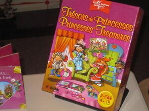 Trésors de Princesses - Il était une fois..une histoire à conter