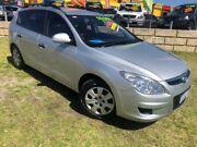 2009 Hyundai i30 FD MY09 SX cw Wagon Silver 4 Speed Automatic Wagon Wangara Wanneroo Area Preview