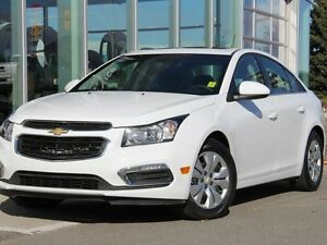 2016 Chevrolet CRUZE LIMITED Certified | 1LT | Sun & Sound Packa