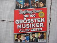 DIE 100 GRÖSSTEN MUSIKER ALLER ZEITEN-Special collectors edition Thüringen - Walpernhain Vorschau