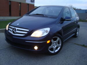 2007 MERCEDES B-200 TURBO HATCHBACK AUTO ''GST INCLUDED''