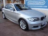 BMW 120 2.0TD auto 2008 d M Sport S/H Finance Available p/x swap