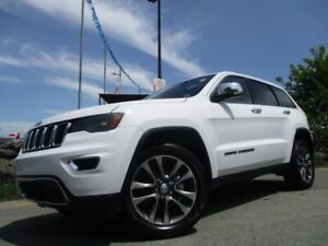 2018 Jeep Grand Cherokee LIMITED 4X4 (JUST $39777! ORIGINAL MSRP