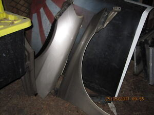 2001 to 2003 civic front fenders