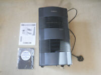 Amcor HEPA Air Purifier, with spare filter.