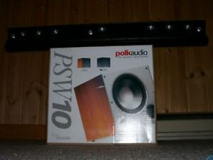 POLK Audio subwoofer, NEW-IN-BOX, with warranty!!!