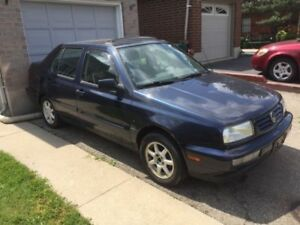 1997 Volkswagen Jetta GLS - Only 98k - Need gone by weekend!