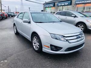 2010 FORD FUSION AWD SEL. 94000km