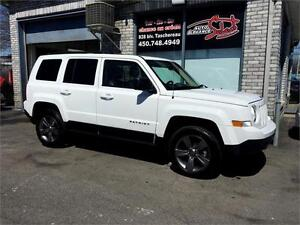 2015 Jeep Patriot High Altitude 4X4 CUIR TOIT MAGS