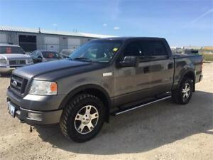 2005 Ford F-150 FX4-4WD-LOADED-ALLOYS